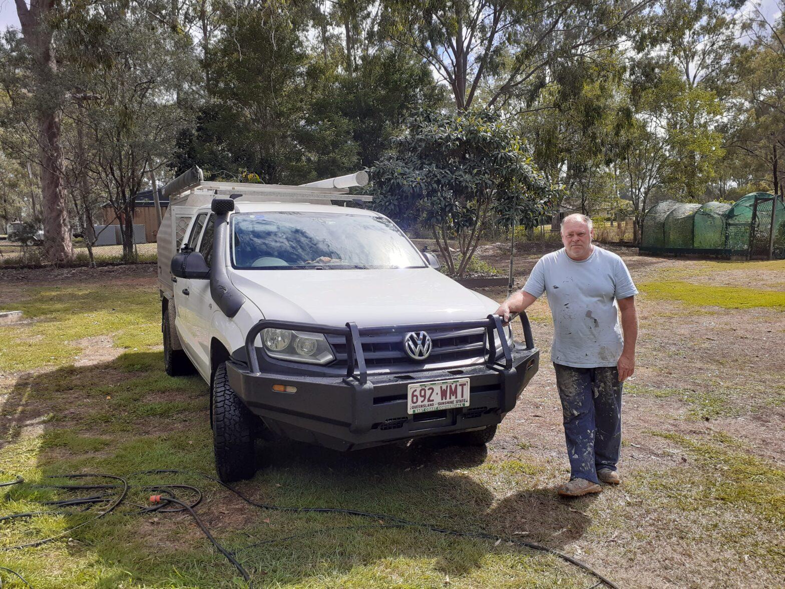 waterproofing vehicle